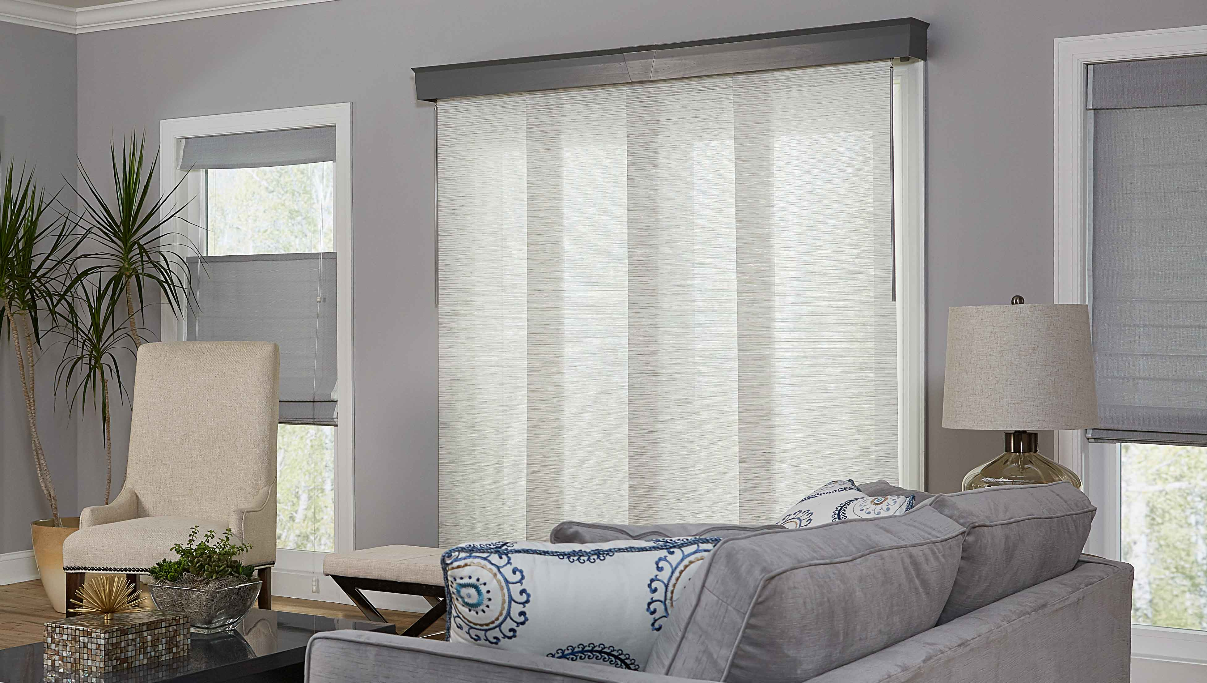 Sliding Panel Blinds R And C Trading